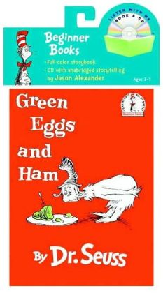 Green Eggs and Ham: Book & CD