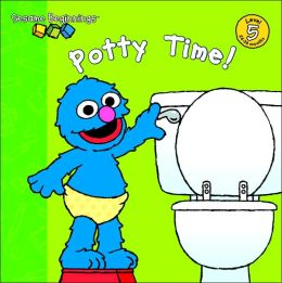 Potty Time! (Sesame Beginnings Series)