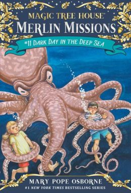 Dark Day in the Deep Sea (Magic Tree House Series #39)
