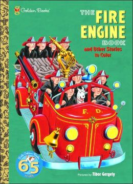 The Fire Engine Book and Other Stories to Color