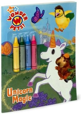 Wonder Pets Unicorn Magic (Wonder Pets! Series)