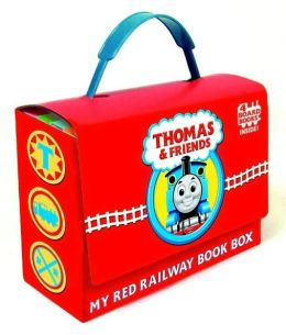 My Red Railway Book Box (Thomas the Tank Engine and Friends Series)