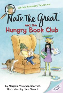 Nate the Great and the Hungry Book Club (Nate the Great Series)