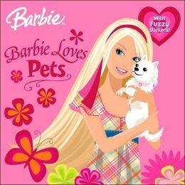Barbie Loves Pets