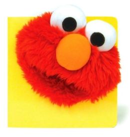 Furry Faces: Elmo!