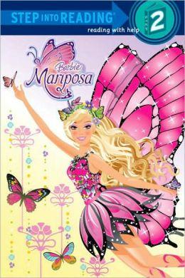 Barbie Mariposa (Barbie Step into Reading Series)