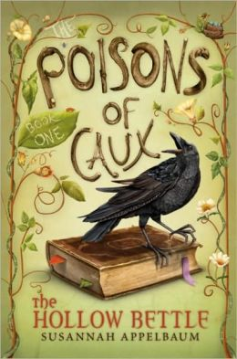 The Hollow Bettle (The Poisons of Caux Series #1)
