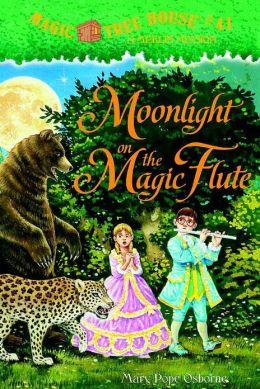 Moonlight on the Magic Flute (Magic Tree House Series #41)