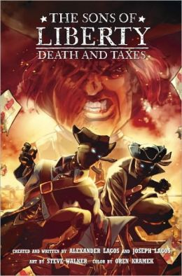 Death and Taxes (Sons of Liberty Series #2)
