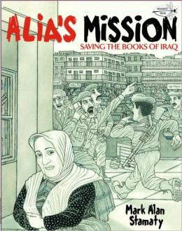 Alia's Mission: Saving the Books of Iraq