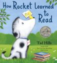 Book Cover Image. Title: How Rocket Learned to Read, Author: Tad Hills