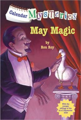 May Magic (Calendar Mysteries Series #5)