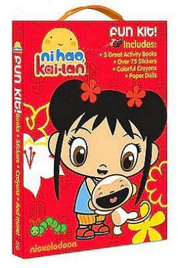 Ni Hao, Kai-Lan Fun Kit! (Ni Hao, Kai-lan)