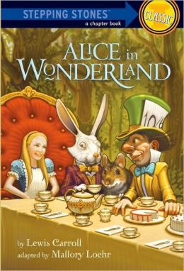 Alice in Wonderland (Stepping Stone)