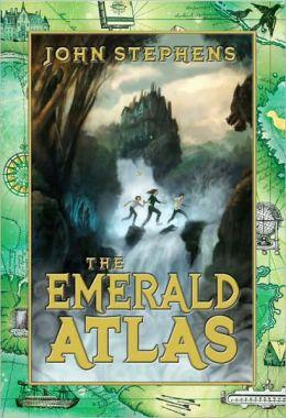 The Emerald Atlas (Books of Beginning Series #1)