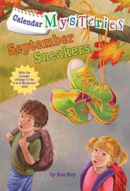 September Sneakers (Calendar Mysteries Series #9)