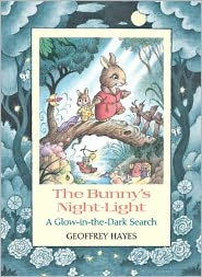 The Bunny's Night-Light: A Glow-in-the-Dark Search