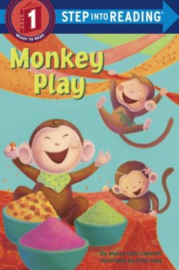 Monkey Play (Step into Reading Book Series: A Step 1 Book)