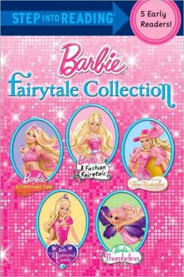 Fairytale Collection (Barbie Step into Reading Series)