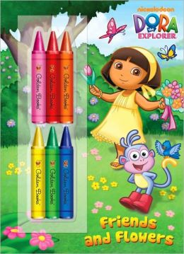 Dora Friends and Flowers