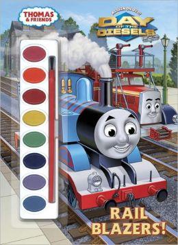Rail Blazers! (Thomas and Friends)