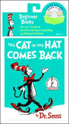 The Cat in the Hat Comes Back: Book & CD