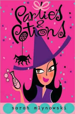 Parties and Potions (Magic in Manhattan Series)
