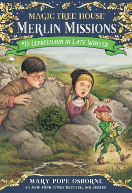 Leprechaun in Late Winter (Magic Tree House Series #43)
