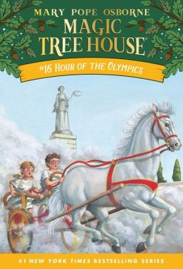Hour of the Olympics (Magic Tree House Series #16)
