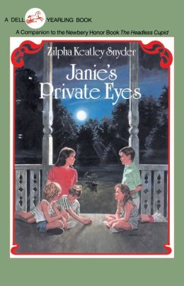 Janie's Private Eyes (A Jane Stanley Mystery Series)