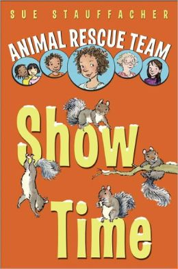 Show Time (Animal Rescue Team Series #4)