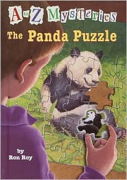 The Panda Puzzle (A to Z Mysteries Series #16)