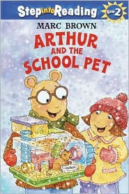 Arthur and the School Pet