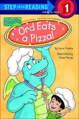Ord Eats a Pizza!