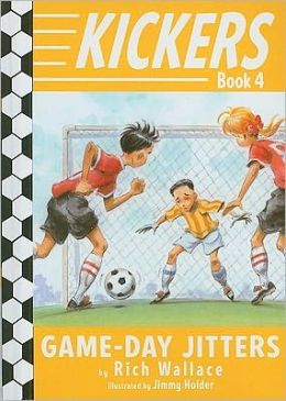 Game-Day Jitters (Kickers Series #4)