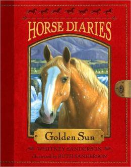 Golden Sun (Horse Diaries Series #5)