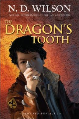 The Dragon's Tooth (Ashtown Burials Series #1)