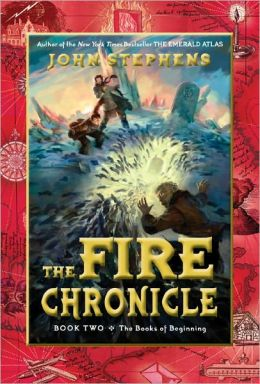 The Fire Chronicle (Books of Beginning Series #2)