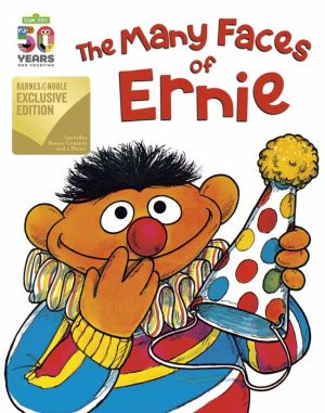 Book The Many Faces of Ernie |BN Exclusive