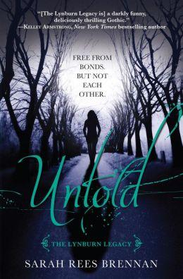 Untold (Lynburn Legacy Series #2)