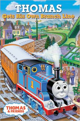 Thomas Gets His Own Branch Line (Thomas and Friends)