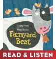 Book Cover Image. Title: Farmyard Beat:  Read & Listen Edition, Author: Lindsey Craig