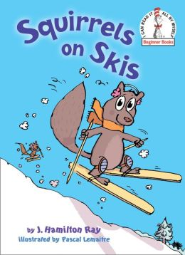 Squirrels on Skis