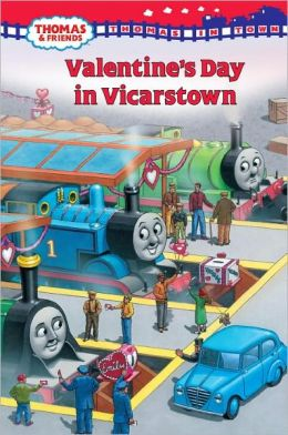 Thomas in Town: Valentine's Day in Vicarstown (Thomas and Friends)