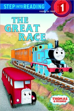 The Great Race (Thomas the Tank Engine and Friends Series)