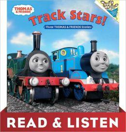 Track Stars! (Thomas & Friends): Read & Listen Edition