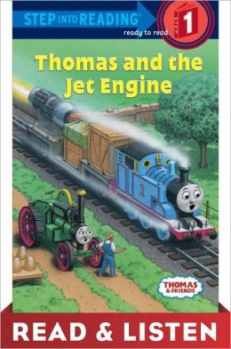 Thomas and the Jet Engine (Thomas & Friends): Read & Listen Edition