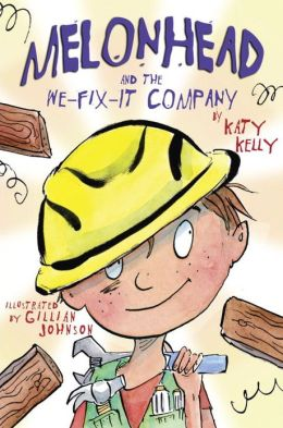 Melonhead and the We-Fix-It Company