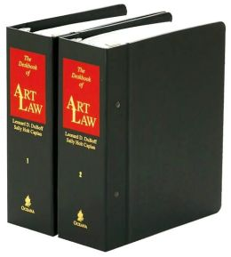 The Deskbook of Art Law