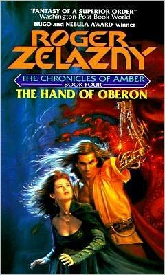 The Hand of Oberon (Chronicles of Amber Series #4)